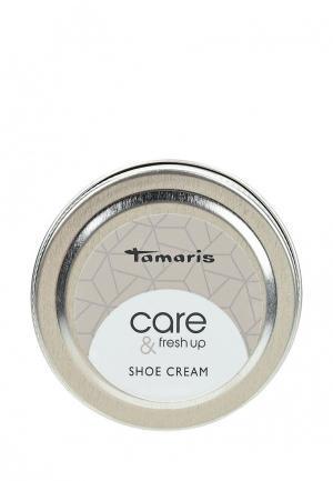 Крем для обуви Tamaris. Цвет: коричневый