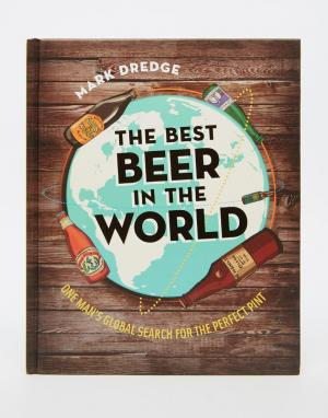 Books Книга Beer Of World. Цвет: мульти