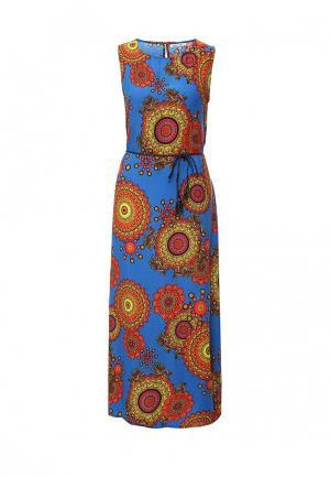 Платье Sweet Lady. Цвет: синий