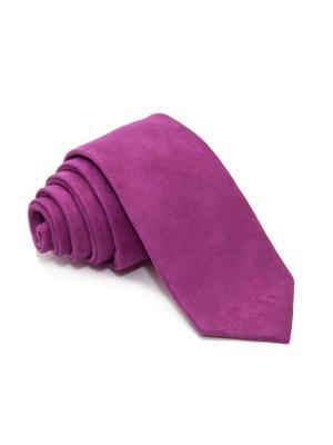 Галстук Churchill accessories. Цвет: фиолетовый, сиреневый, фуксия