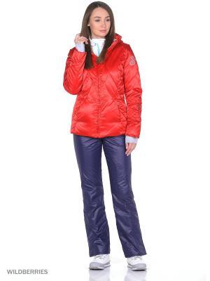 Куртка Stayer. Цвет: красный