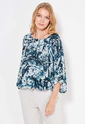 Блуза Levall. Цвет: зеленый