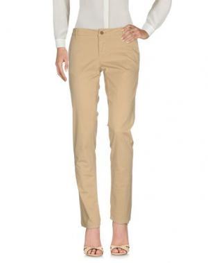Повседневные брюки SUN 68. Цвет: бежевый
