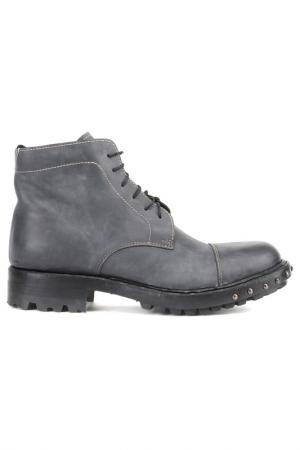 Ботинки Frankie Morello. Цвет: серый