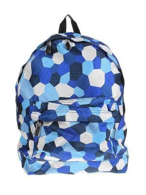 Рюкзак Gusachi. Цвет: синий, голубой, белый, черный