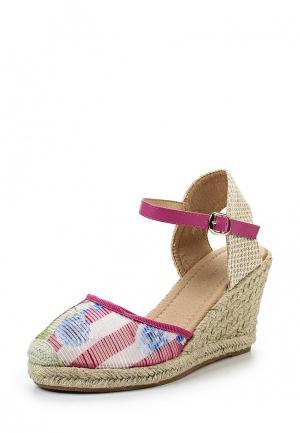 Босоножки Sweet Shoes. Цвет: розовый