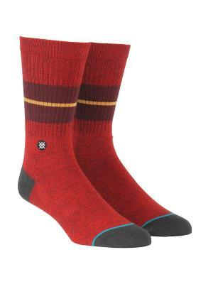Носки SEQUOIA 2 (FW17) Stance. Цвет: красный