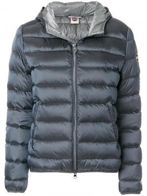 Куртка-пуховик Odyssey Colmar. Цвет: серый