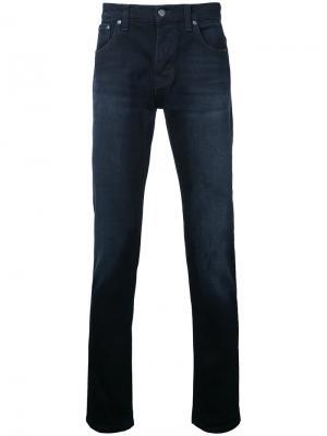 Джинсы кроя слим Grim Tim Nudie Jeans Co. Цвет: чёрный