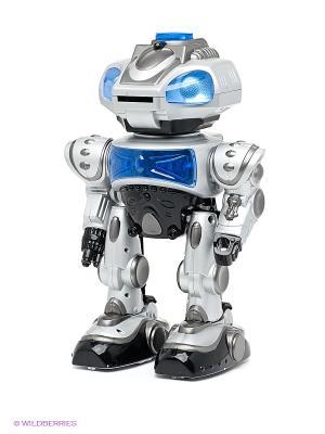 Робот Играем вместе. Цвет: серый, синий