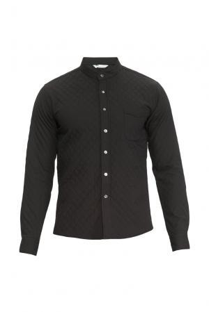J2nd Рубашка из хлопка 159313 J'2nd. Цвет: черный