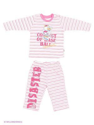 Пижама SOFT SECRET. Цвет: фуксия
