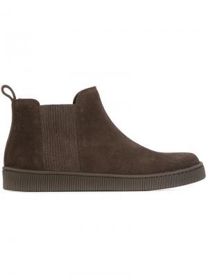 Ботинки Paule Pedro Garcia. Цвет: коричневый
