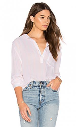 Рубашка elle Rails. Цвет: розовый