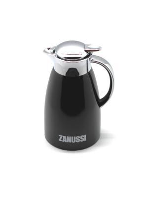 Кувшин-термос 1,5 л Zanussi. Цвет: черный