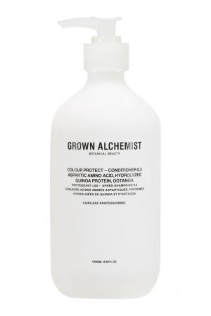 Кондиционер для окрашенных волос 0.3 Colour Protect 500ml Grown Alchemist. Цвет: multicolor