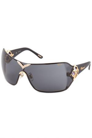 Солнцезащитные очки Chopard. Цвет: none