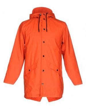 Куртка KILT HERITAGE. Цвет: оранжевый