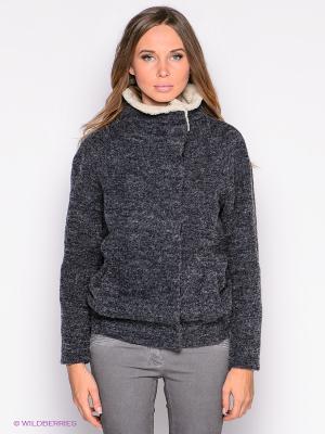 Куртка American Outfitters. Цвет: темно-серый