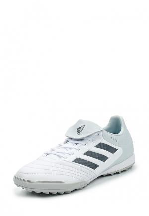 Шиповки adidas Performance. Цвет: белый