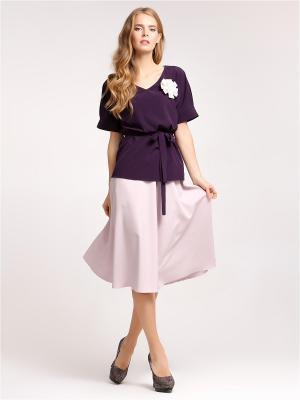Блузка Vittoria Vicci. Цвет: фиолетовый