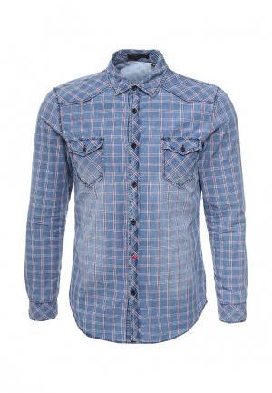 Рубашка Chromosome. Цвет: синий