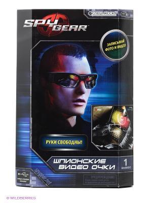 Набор Шпионские видео очки SPIN MASTER. Цвет: черный