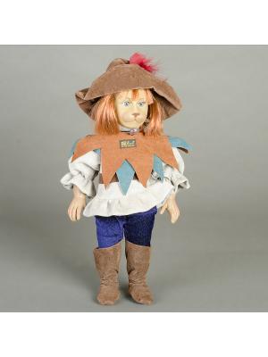 Кукла Сато соn Botas-Сила и воля Lamagik S.L. Цвет: бежевый, белый, синий, коричневый