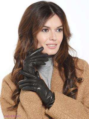 Перчатки Karma. Цвет: черный