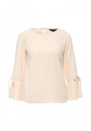 Блуза Dorothy Perkins. Цвет: бежевый