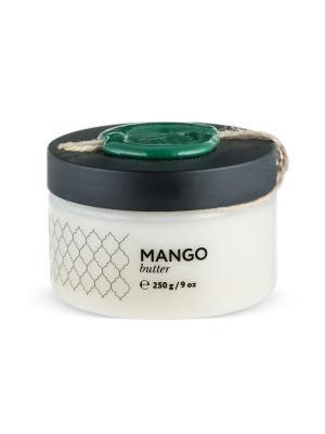 Манго масло Huilargan баттер, 250 гр. Цвет: желтый