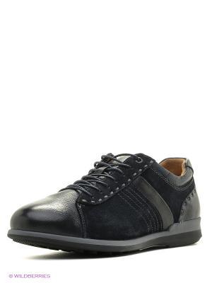 Ботинки Mascotte. Цвет: темно-синий