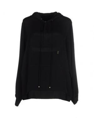 Блузка SLY010. Цвет: черный