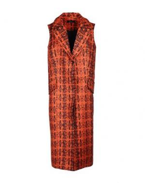 Пальто SIENNA. Цвет: оранжевый