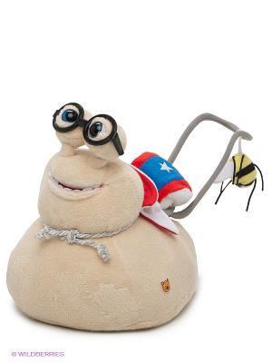 Мягкая игрушка Улитка Уайт Шэдоу Мульти-пульти. Цвет: светло-бежевый