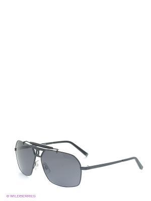 Очки солнцезащитные DQ 0040 01A Dsquared. Цвет: черный