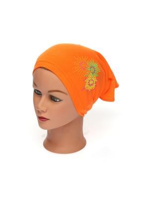 Косынка Jane Flo. Цвет: оранжевый