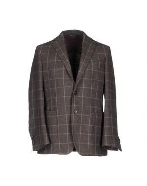 Пиджак MILA SCHÖN. Цвет: серый
