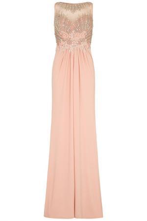 Платье DYNASTY SPIRIT. Цвет: pale pink