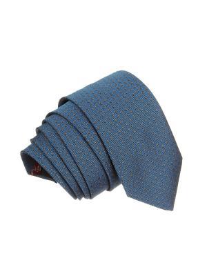 Галстук MONDIGO. Цвет: синий