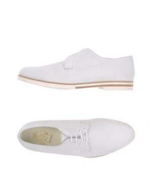Обувь на шнурках MR.HARE. Цвет: белый