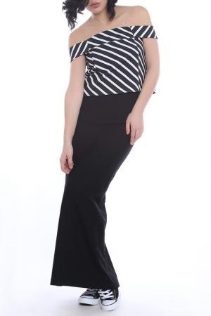 TOP Emma Monti. Цвет: black and white