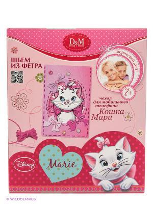 Набор Шьем чехол для мобильного телефона Прелесть Marie Делай с мамой. Цвет: розовый