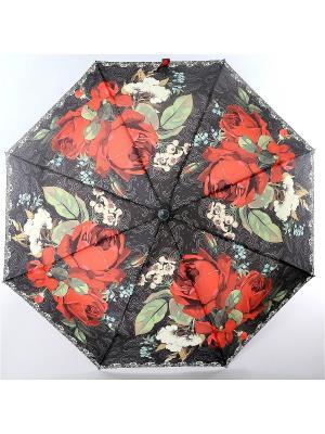 Зонт Magic Rain. Цвет: черный, бордовый