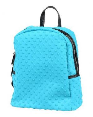 Рюкзаки и сумки на пояс NILA &. Цвет: бирюзовый
