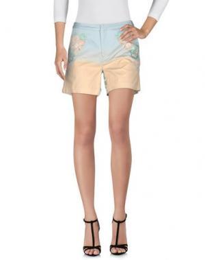 Повседневные шорты M!A F. Цвет: небесно-голубой