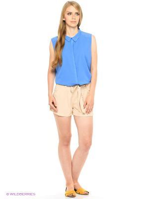 Блузка Reserved. Цвет: синий