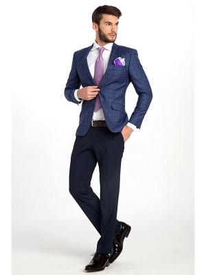 Пиджак Sarto Reale. Цвет: синий