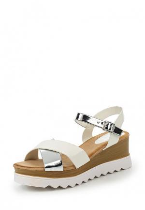 Босоножки Max Shoes. Цвет: разноцветный
