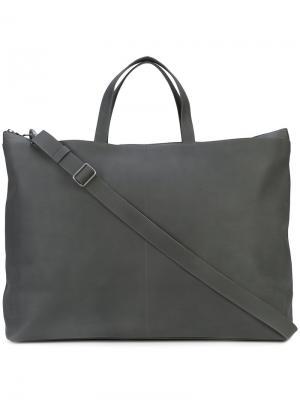 Дорожная сумка Pilot Isaac Reina. Цвет: чёрный